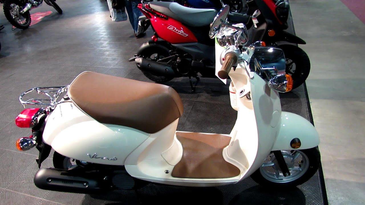 Yamaha Vino Scooter