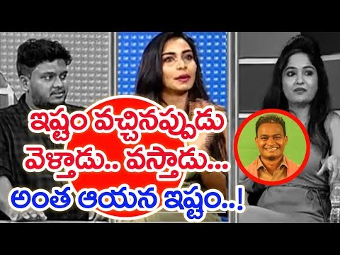 Argument Between Madhavi Latha And Sanjana Over Bigg Boss Voting | #PrimeTimeWithMurthy