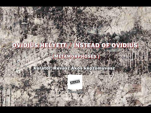 OVIDIUS HELYETT PAPP ILDIKÓ
