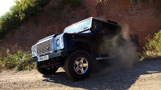 2014 Land Rover Defender XS Review - Inside Lane