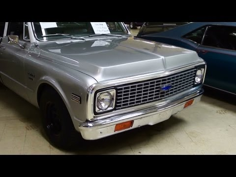 1970 Chevrolet C10 Pickup Truck