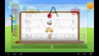 ABC Game for Kid - Android App to learning write alphabet and puzzle games