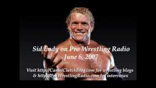 Former WWE Champion Sid Eudy (Vicious) Interview on Pro Wrestling Radio