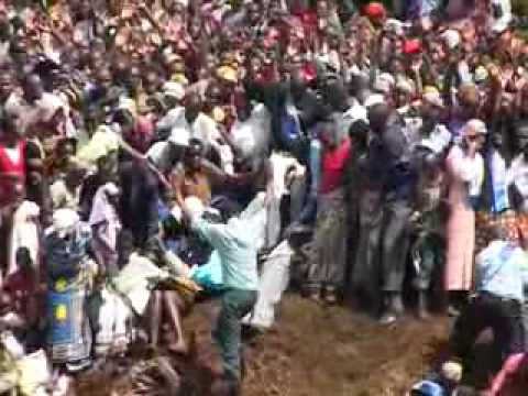 Endtime Revival :Kericho Meeting Segment 1-June 5, 2011