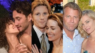 The Young and the Restless ... and their real life partners