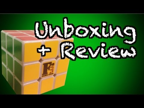 Force Cube Unboxing