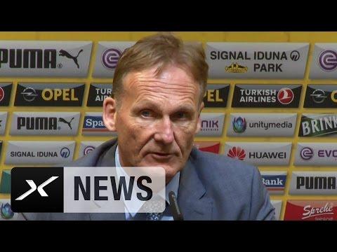"Hans-Joachim Watzke: ""Berlin ist unser Wembley""   FC Bayern München - Borussia Dortmund"