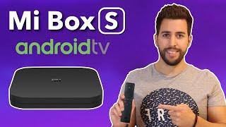 Xiaomi Mi Box S en 3 minutos - El Nuevo Android TV Version Internacional | DanieloTech