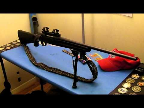 Savage Axis .308 Budget Long Range Rifle Setup -- Just Needs A Capable Optic