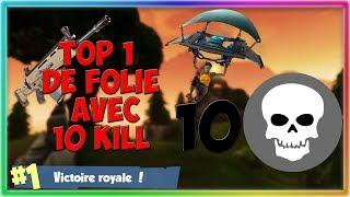 TOP 1 10 KILL EN CLAVIER SOURIS SUR FORTNITE (GAMEPLEY)
