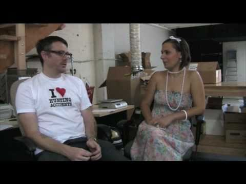 Leigh-Chantelle interviews Chad Miller from Food Fight vegan grocery store
