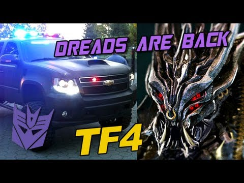 The Dreads return for Transformers 4 - [TF4 News #45]