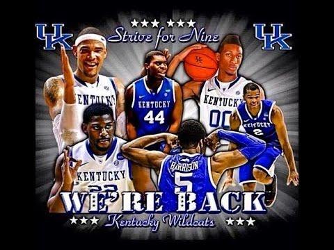 "Kentucky Basketball ""The Show Goes On"" - YouTube"
