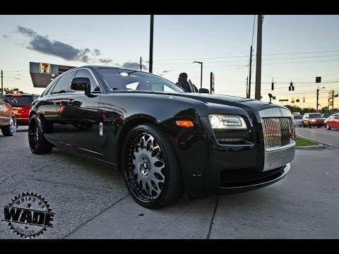 Classic Weekend: Rolls Royce Ghost on 24