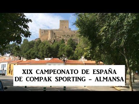 XIX CAMPEONATO DE ESPAÑA  DE COMPAK SPORTING - 2016  Almansa