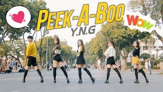 Download Lagu [ KPOP IN PUBLIC ] Red Velvet 레드벨벳 '피카부 Peek-A-Boo - Dance cover by YNG Gratis STAFABAND