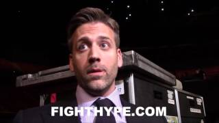 MAX KELLERMAN ADAMANT PACQUIAO IS BETTER P4P FIGHTER THAN MAYWEATHER; EXPLAINS ARGUMENT
