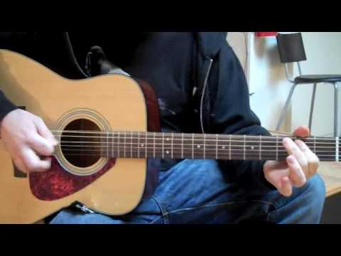 Learn How To Play Personal Jesus On Guitar - Johnny Cash - Nyc Guitar School Lessons video