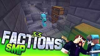 Minecraft Factions SMP #33 - Invisible Trolling! (Private Factions Server)