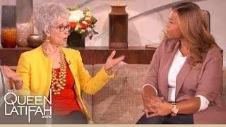 Rita Moreno Talks About Being Brought Up As A