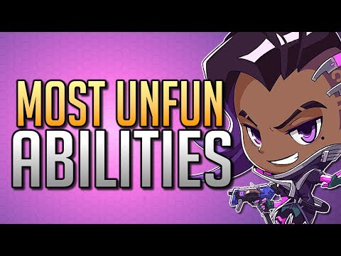 Most UNFUN Abilities in Overwatch (and why they exist)