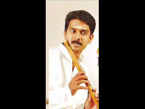 Carnatic Flute By A K Raghunadhan Chalakkudy-Thillana By Sri Lalgudi Jayaraman In Raga Revathy