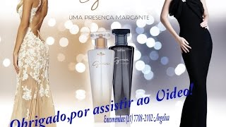 LANÇAMENTO Perfume Exclusivo Hinode ETERNA   10Youtube com