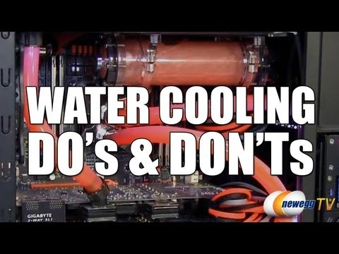 Newegg TV: Water Cooling DOs and DON'Ts with Lee from PCJunkieMods.com