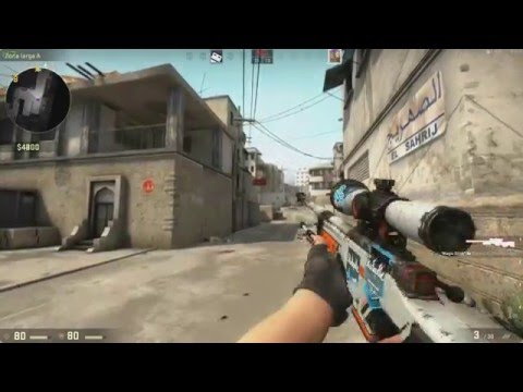 Best Frags Movie CS GO from Nueva Guinea part 1