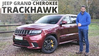 Przeżyj to chociaż raz! Jeep Grand Cherokee Trackhawk