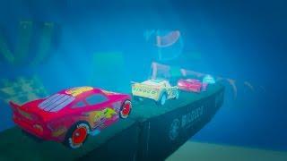 Cars 3 Colors Jackson Storm Cruz Ramirez Tow Mater Mack Truck McQueen Dinoco Miss Fritter