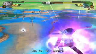 Dragon Ball Z Budokai Tenkaichi 3 Version Latino Final   Modo Historia Saga Freezer