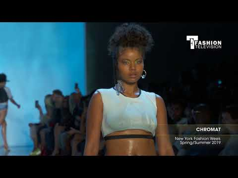 CHROMAT New York Fashion Week Spring/Summer 2019
