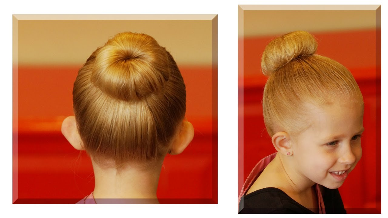 How To Do A Sock Bun Cute Girls Hairstyles Tutorials