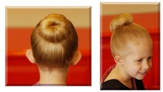 HOW TO DO A SOCK BUN // Youtube Hair Tutorial