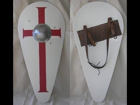 How To Make a Kite Shield