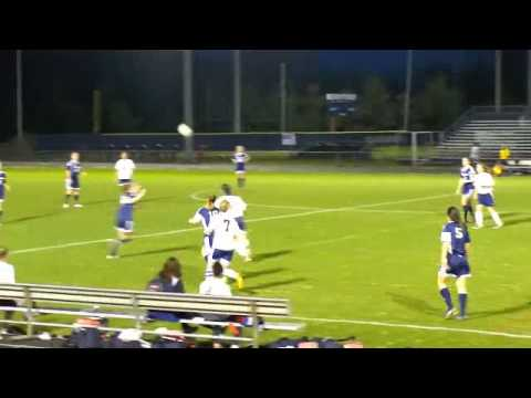 JEB Stuart High School Girls Varsity Soccer Highlights 2010