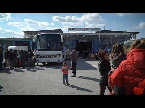 Flüchtlinge in Griechenland: Die Reise geht weiter