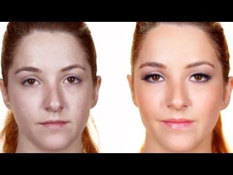 How Does Everyday Makeup Change Your Face?