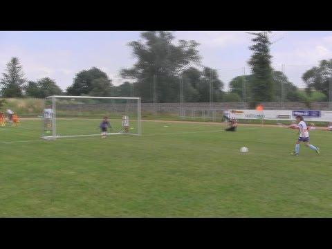 Rzuty Karne Ks Talent Bolesławiec - Holtendorfer SV - Oztritz  13.07.2014