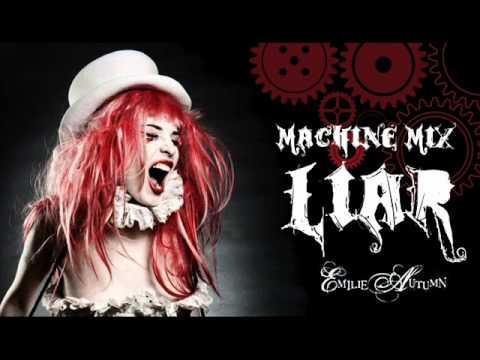 Emilie Autumn - Liar (Machine Mix By Dope Star