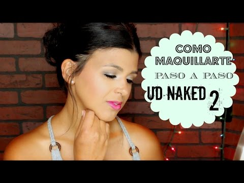 🌟Maquillaje Paso a Paso con UD Naked 2 🌟