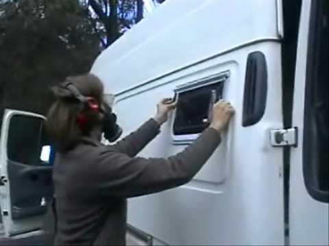 Episode 3 Insulation Windows And Hatch Claude Hay