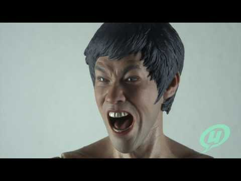 Ungrownups Video Transmission: Enterbay The Big Boss Bruce Lee 1/6th Scale