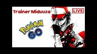 Pokémon GO LIVE: Exchanging Handshakes & meeting locals [Lvl.40 Grind]
