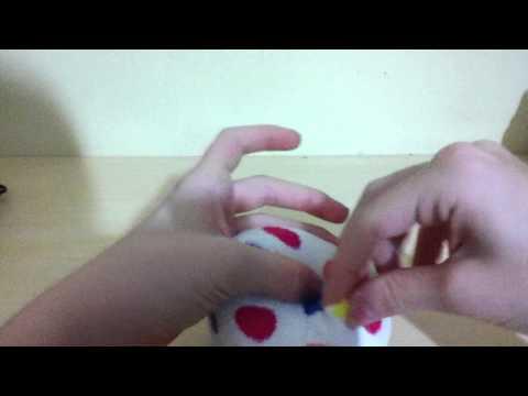 Como fazer um Puff para sua boneca