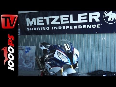 Metzeler Reifentest Almeria 2015