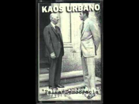 """Kaos Urbano """"Sin curro"""" (1998)"""