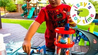 Cars for Kids | Outside Summer Time with Hot Wheels and Disney Pixar Cars Color Changers!