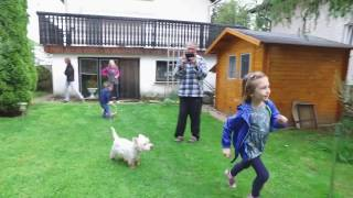 DJI Osmo - having fun with kids